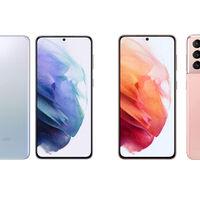 Samsung Galaxy S21 y S21+: Exynos 2100, pantalla a 120 Hz y el adiós a la microSD y el cargador