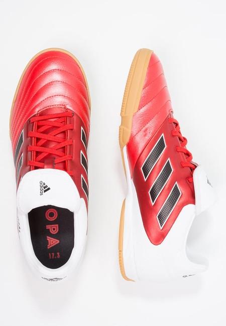 extremadamente Broma excursionismo  70% de descuento en las zapatillas de fútbol sala Adidas Performance Copa  17.3 IN: cuestan sólo 20,95 euros en Zalando