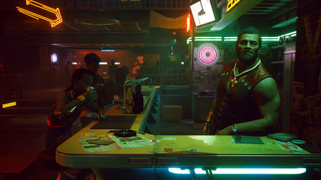 Cyberpunk2077 What Can I Get You Rgb