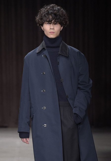 Hugo Boss regresa a Nueva York con una muy cosmopolita colección de invierno