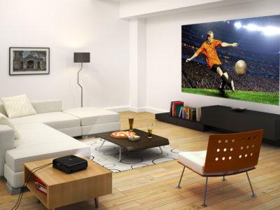 Cuatro características que debes mirar a la hora de comprar un videoproyector para tu hogar