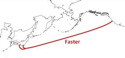 Google invertirá en un cable submarino de 60 Tbps que unirá EEUU con Japón