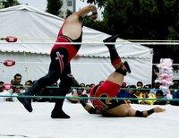 Del club de la lucha al profesional en lucha