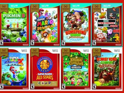 Esta es la nueva remesa de Nintendo Selects que llegará en marzo a Estados Unidos
