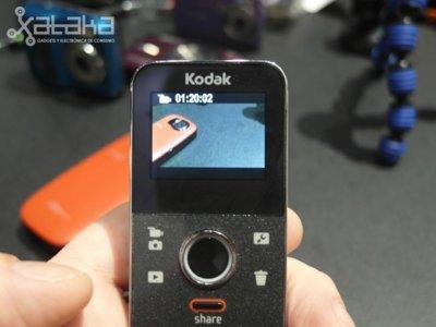 Kodak PlayFull - Prueba en CES 2011