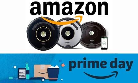 Amazon Prime Day: las mejores ofertas en robots aspirador Roomba y Braava