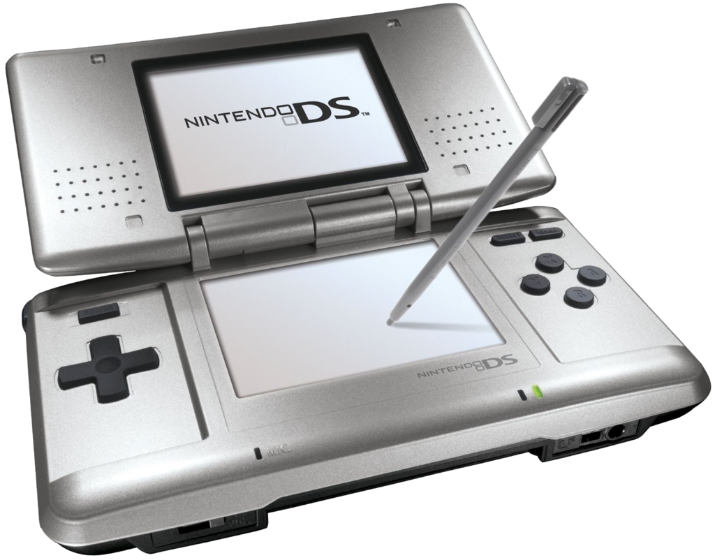 Nintendo Ds Original Grey Model