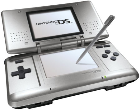 Nintendo Ds Original Grey Model