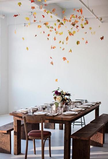 Deja que el otoño entre en tu casa con este sencillo DIY