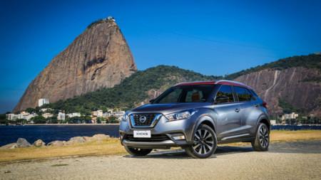 Nissan Kicks 2016: el nuevo SUV de Nissan aterriza primero en Brasil