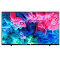 Smart TV de 50 pulgadas Philips 50PUS6503, con resolución 4K, a su precio mínimo en Amazon: 399 euros
