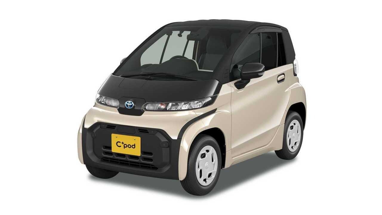 Foto de Toyota C+Pod (7/15)