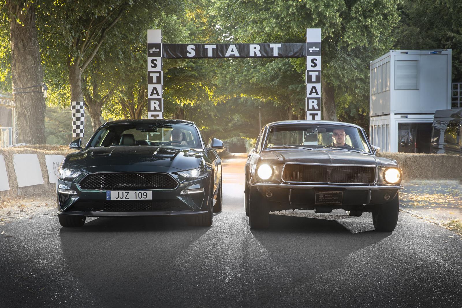 Foto de Ford Mustang Bullitt (prueba) (36/45)
