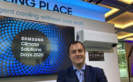 """""""La industria aún estudia alternativas al gas R32"""", entrevista a Raúl Serradilla, Air Conditioning Manager en Samsung España"""