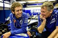 MotoGP Valencia 2013: Valentino Rossi y Jeremy Burgess terminan su relación