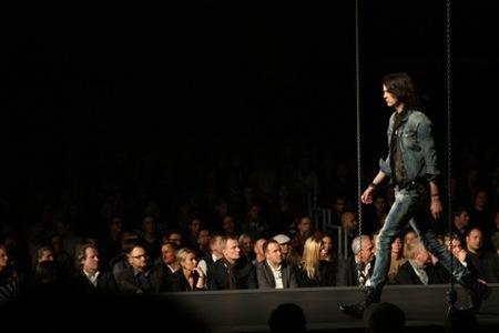 Colección Diesel Otoño-Invierno 2010/2011 Fashion Show en el Bread & Butter en Berlín. Jeans
