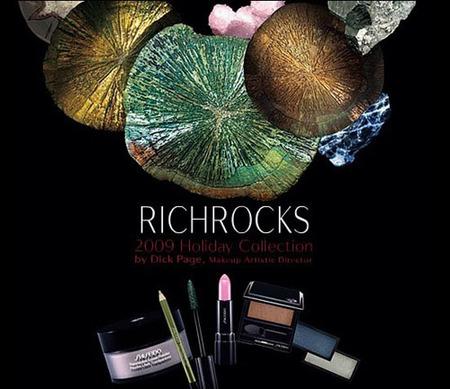 Richrocks, la propuesta de Shiseido para la Navidad 2009