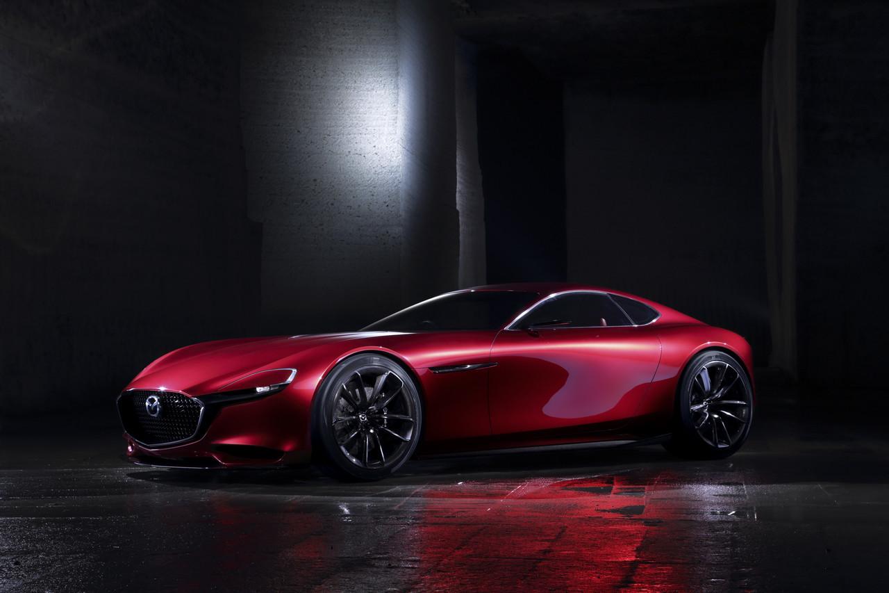 Foto de Concept Mazda RX Vision Tokyo 2015 (8/19)