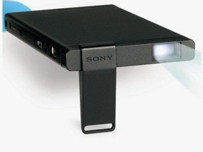 Sony MPCL1, un microproyector láser que podrás llevar a todas partes