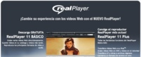 RealPlayer 11 en castellano disponible para descarga