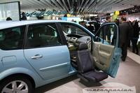 Renault Grand Scenic para personas con movilidad reducida