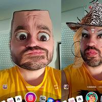 Cómo buscar y usar los filtros ocultos para fotografías y vídeos de las historias de Instagram