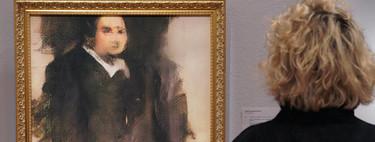 Este cuadro lo ha pintado una máquina, y alguien lo ha comprado por 432.500 dólares en Christie's