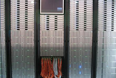 Más fotos de Apple desde el NAB 2007