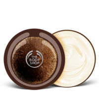 Exfoliante corporal de Coco de The Body Shop