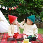 Los gemelos hacen menos gestos y tiene un lenguaje más limitado que el resto de niños