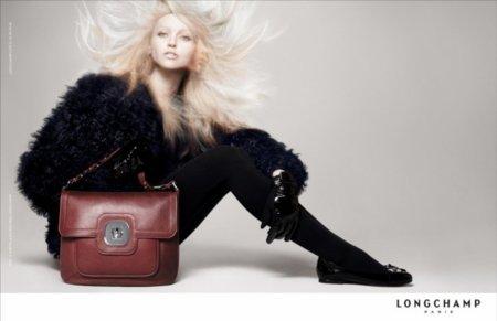 Campaña Longchamp Otoño-Invierno 2010/2011