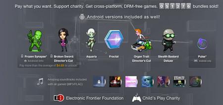 'Humble Bundle for Android 6' ya disponible y con una buena colección de juegos