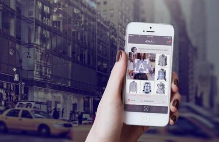 ASAP54 Fashion APP Smartphone