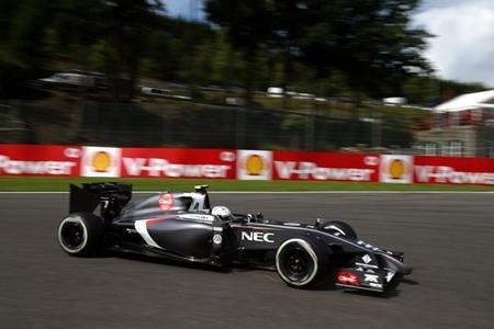 Giedo van der Garde, a un paso de ser titular en Sauber para el 2015