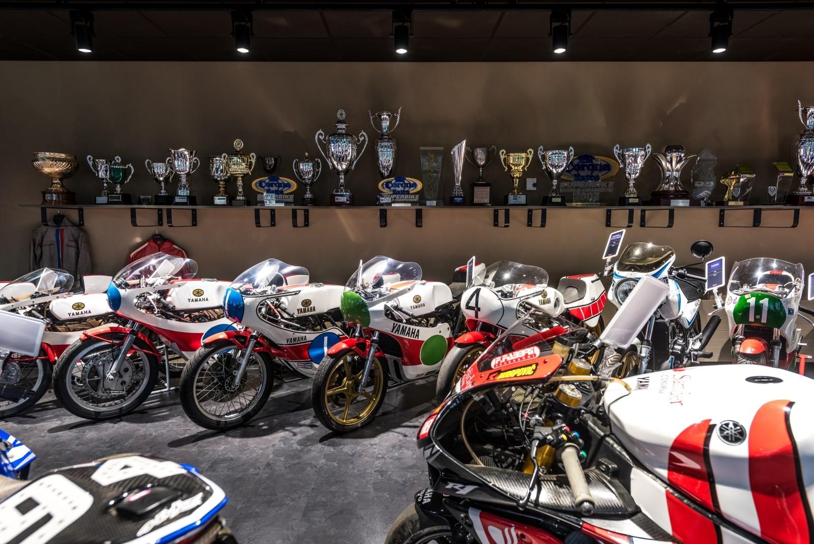 Foto de Museo de Yamaha en Amsterdam (5/7)