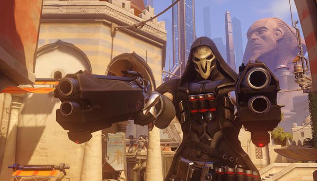 Blizzard arregla el destrozo de Reaper en el último parche del PTR de Overwatch