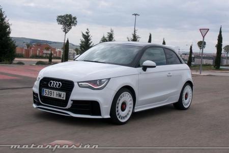 Audi A1 quattro, miniprueba (parte 2)