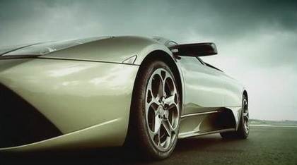 Lamborghini Murcielago LP640 en Top Gear