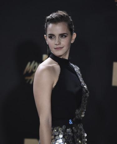 Emma Watson triunfa en los MTV Movie Awards 2017 (y nos conquista con su discurso)