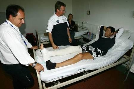Rubén Xaus operado con éxito