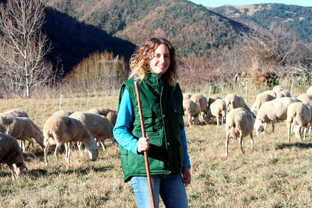 Ganadera de Ternasco Lorena Palacio