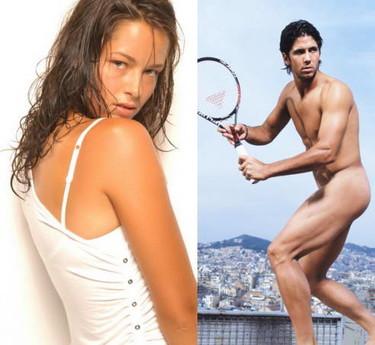 Fernando Verdasco y Ana Ivanovic salen juntos