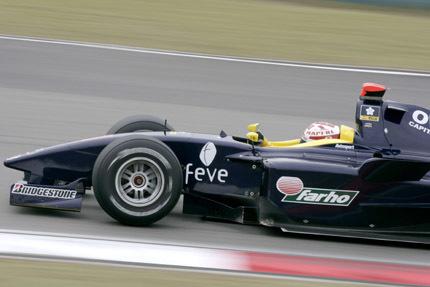 La GP2 Asia Series 2008 arranca en Shanghai
