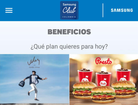 Así es Samsung Club, una aplicación exclusiva para usuarios de smartphones Samsung
