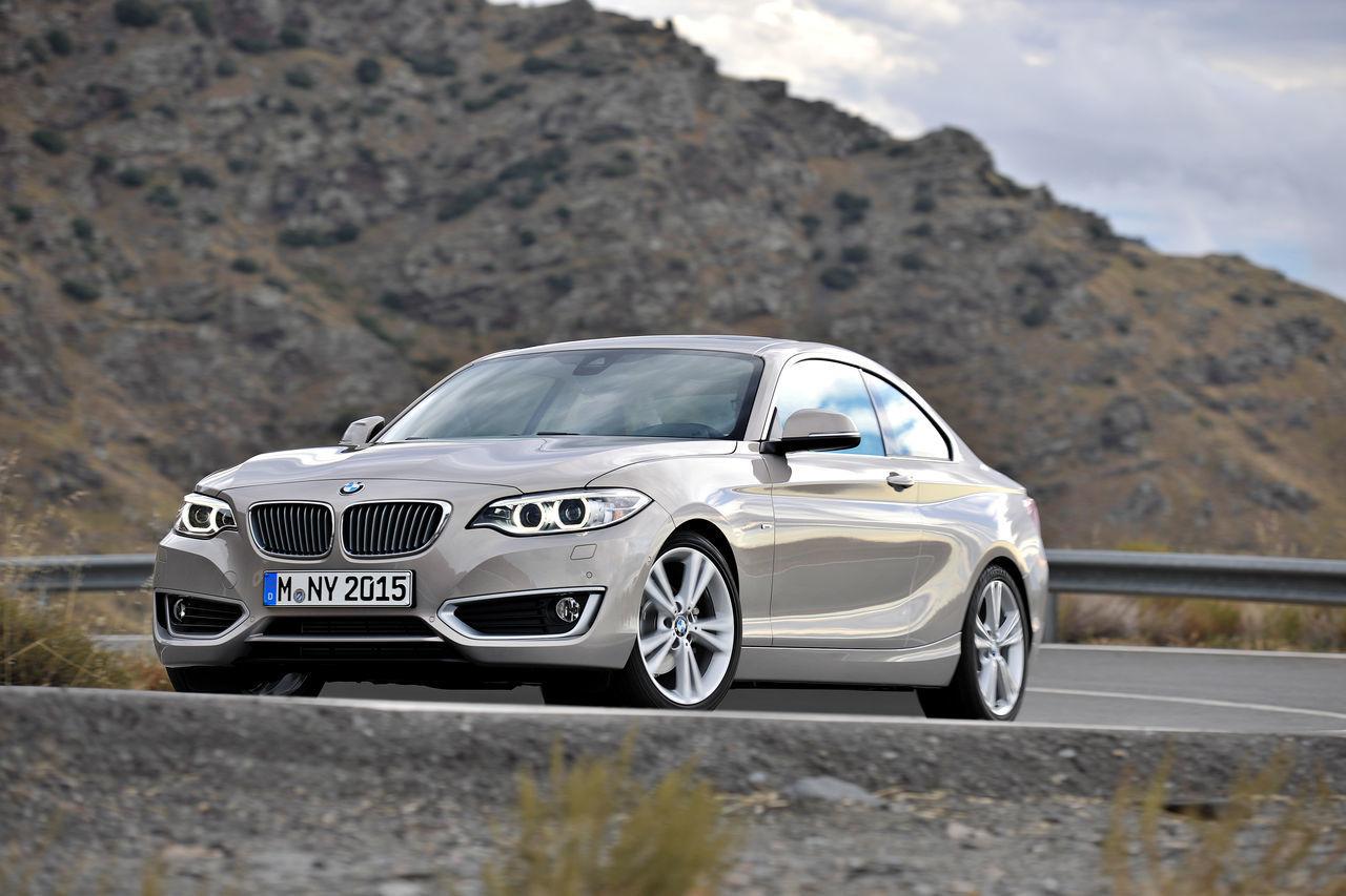 Foto de BMW Serie 2 Coupé (38/55)
