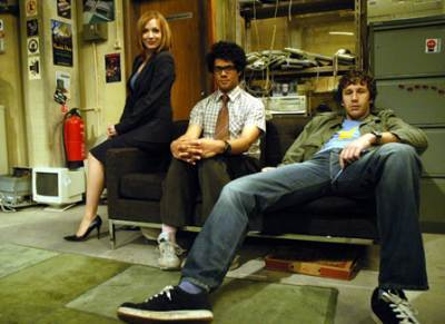The IT Crowd se verá en Canal+