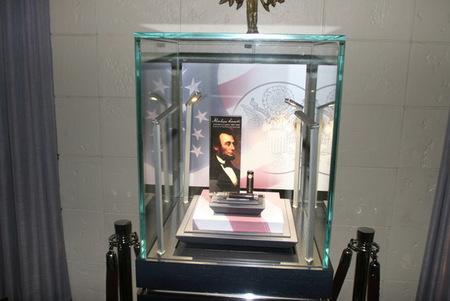 Presentacion pluma Lincoln
