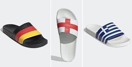 Adidas Adilette Banderas Pais 02