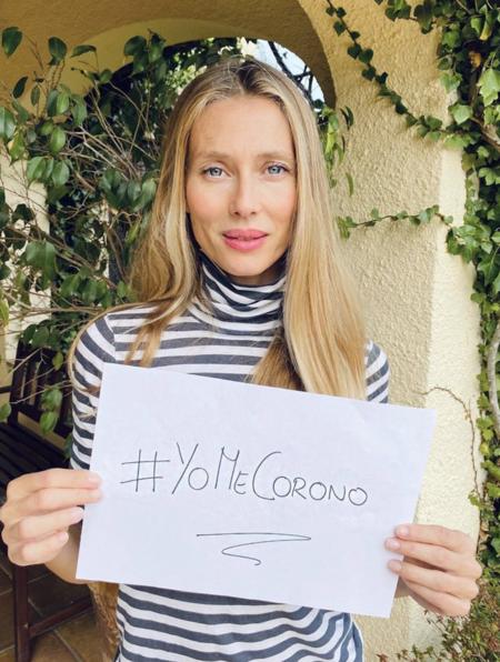 Paula Echevarría y Vanesa Lorenzo... Las celebrities usan su influencia para recaudar fondos y paliar el avance del Coronavirus con la campaña #YoMeCorono