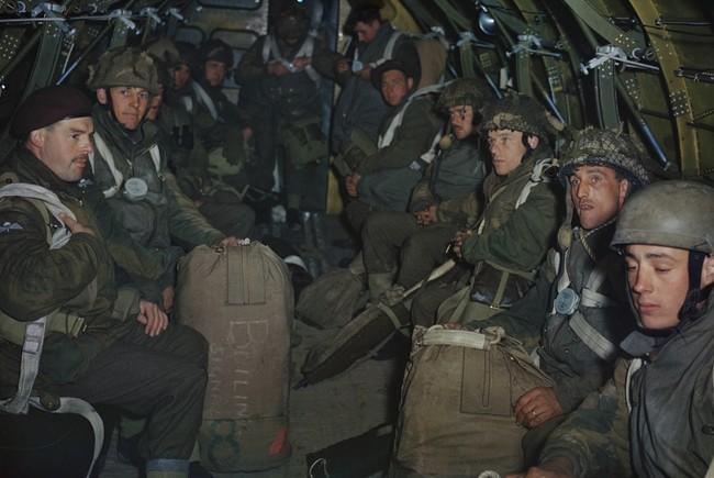 La Segunda Guerra Mundial en 17 fotos a todo color nunca antes publicadas